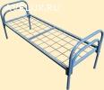 Армейские металлические кровати, кровати из ДСП