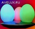 Декоративный цветной светильник Спектр