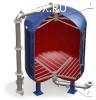 Дренажные системы (ДРУ) щелевого типа для фильтров ФИПа, ФОВ