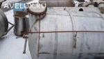 Емкость нержавеющая, объем — 5,5 куб.м., вертикальная