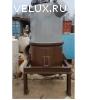 Емкость нержавеющая — варочный котел, объем — 0,5 куб.м., ру