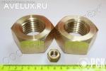 Латунный и бронзовый крепеж (Л63, БрКмц3-1) , крепеж из цвет