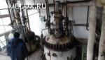 Реактор эмалированный СЭРН-2,5, объем — 2,5 куб.м., рубашка,