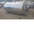 Танк-охладитель, объем — 6 куб.м., с мешалкой